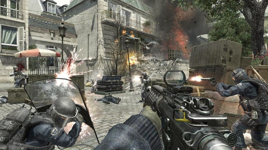 Call Of Duty Modern Warfare 2 Full Crack Free Download Oceanofgames