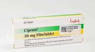 سعر أقراص سيبرام Cipram لعلاج الاكتئاب