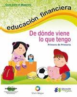 De donde viene el dinero - guía de educación financiera para niños