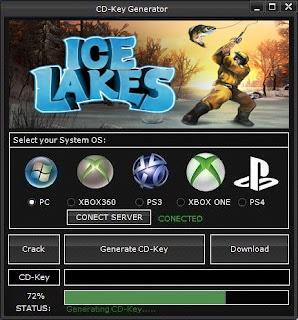 Ice Lakes Key Generator (Free CD Key)