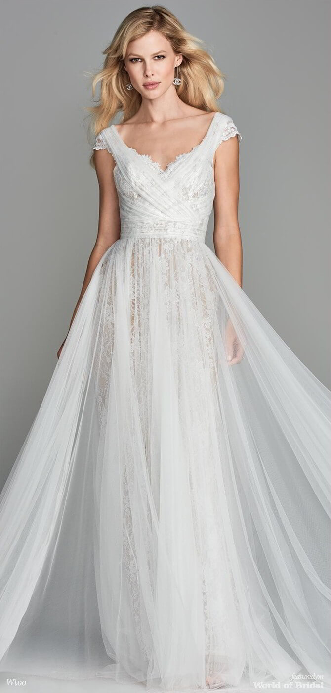 Wtoo Spring 2018 Bridal Collection - World of Bridal