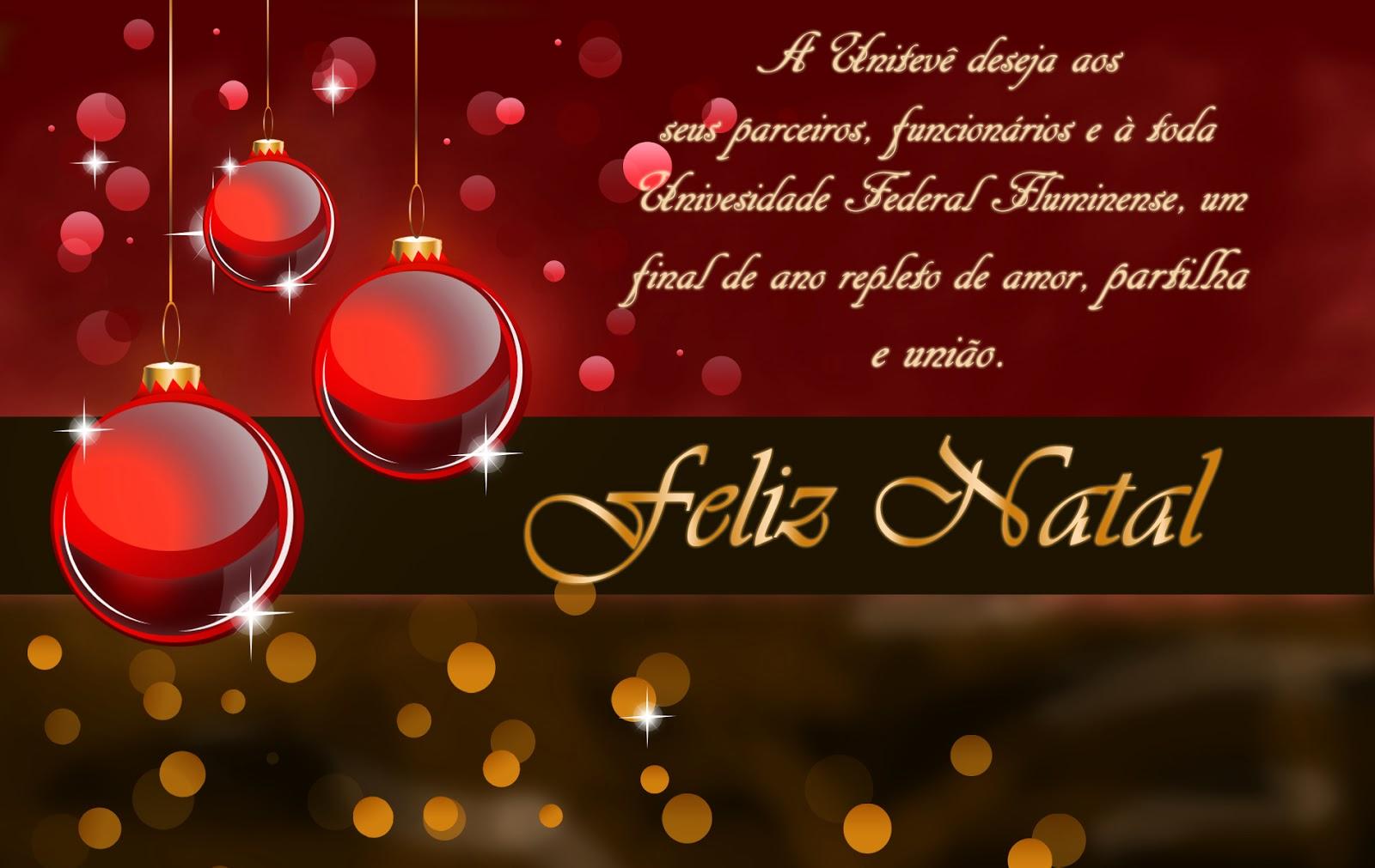 Mensagens Natal E Fim De Ano
