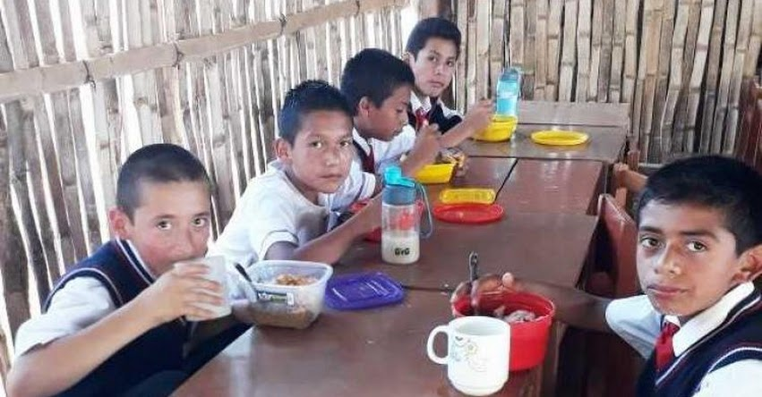 QALI WARMA: Programa social brinda servicio alimentario a más de 13 mil estudiantes de colegios con Jornada Escolar Completa de Cajamarca - www.qaliwarma.gob.pe