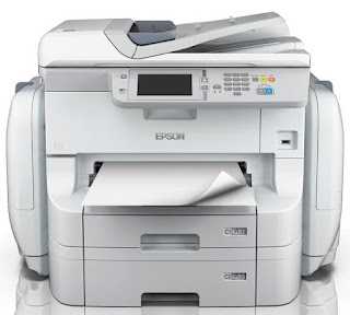Epson WorkForce PRO WF R8591 – Printer and Copier with RIPS Technology