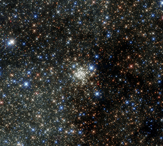 Arches Star Cluster