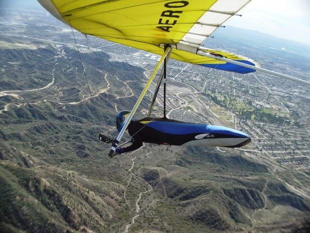 Hang Gliding Paradise: Abril 2015