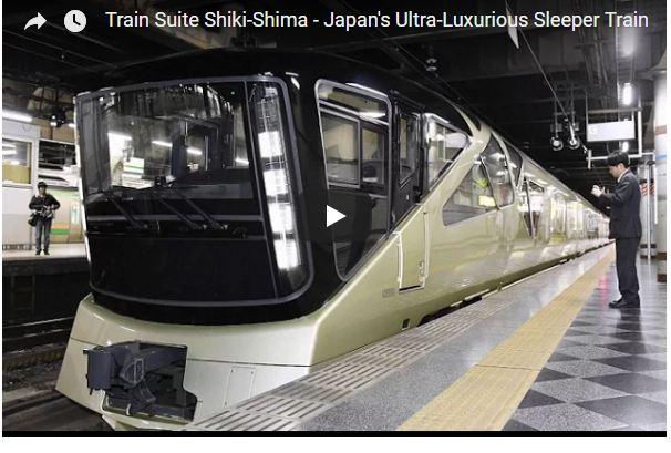 بالصور تعرف على أفخم قطار في العالم