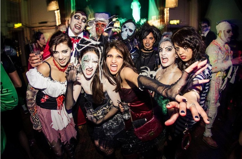 top rated halloween events in la for adults