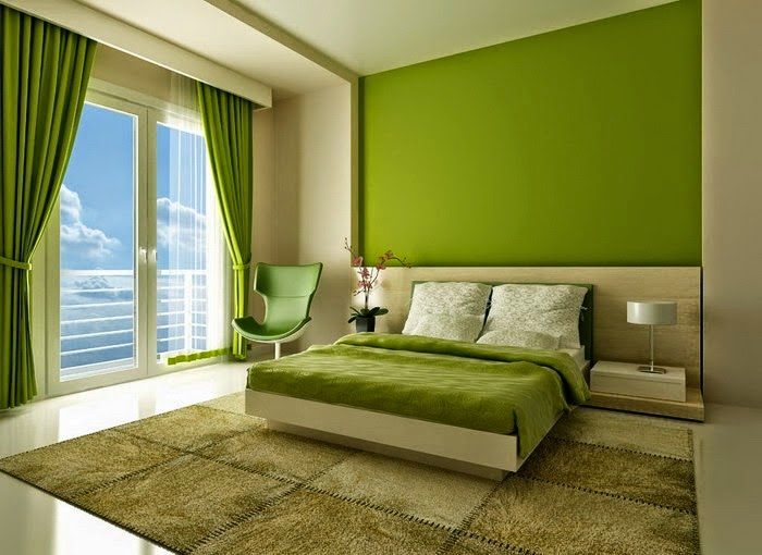 peinture pour agrandir une chambre. Black Bedroom Furniture Sets. Home Design Ideas