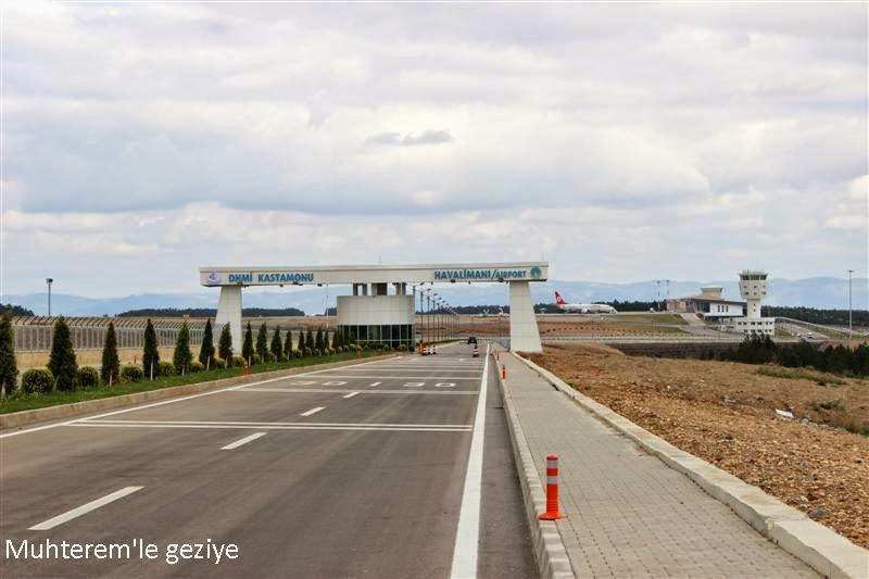 kastamonu havaalanı