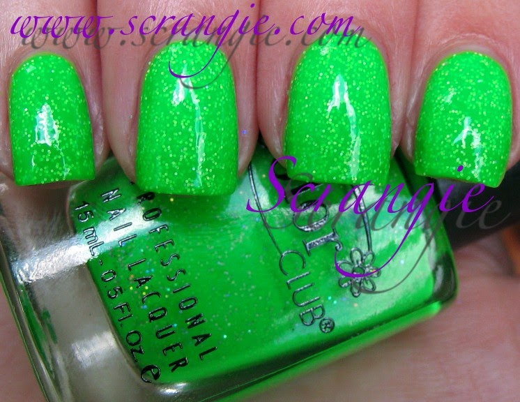scrangie color club starry temptress collection summer 2011 swatches and review
