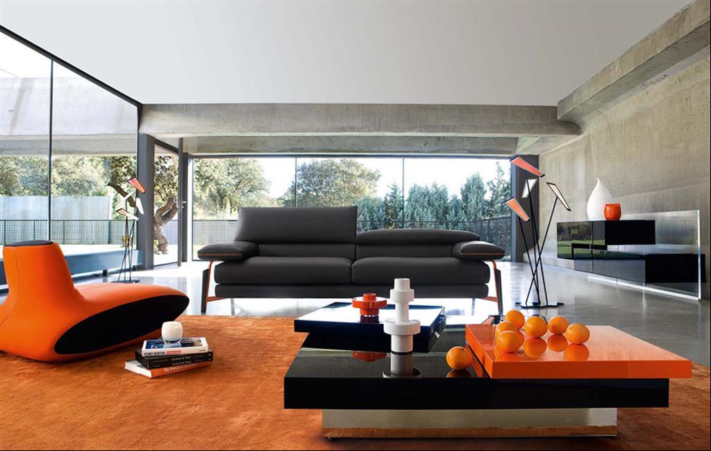 modern living room furniture - modern living room set