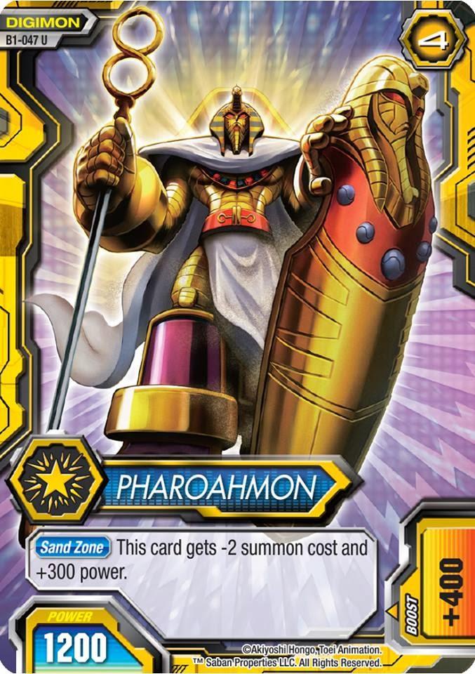 Power Rangers Action Card Game Digimon Fusion Collectible