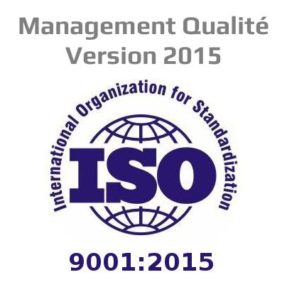 Norme ISO 9001-2015 Bilingue (Arabic-English)