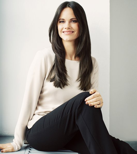 Princess Sofia, Duchess of Värmland. Sofia Kristina Hellqvist was born on December 6, 1984 at Danderyds Hospital