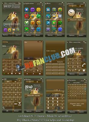 Angry birds theme nokia n8 s^3 anna belle free theme.
