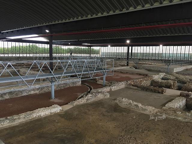 Restos de la Villa Romana