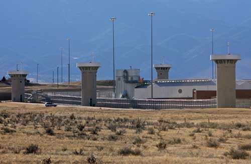 ADX Florence -- the only entirely supermax prison in the ...