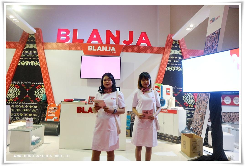 Blanja.com juga menjual produk UKM asli indonesia