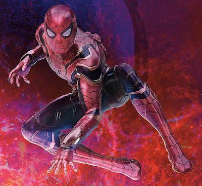 'Vengadores: Infinity War' Iron Spider