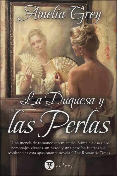 La duquesa y las perlas – Amelia Grey