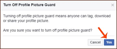 Facebook Profile Picture Guard Ko Kaise Use Kare