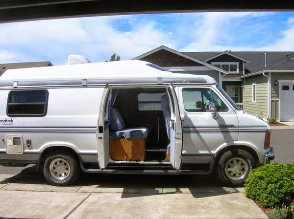 Used RVs 1992 Dodge Roadtrek Class B RV For Sale by Owner