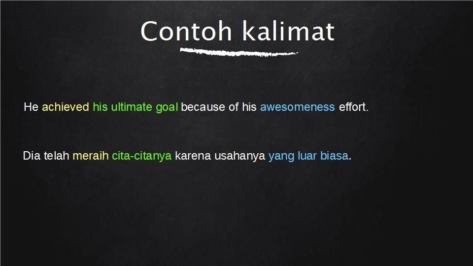 Arti awesome dalam bahasa indonesia dan contoh kalimatnya contoh kalimat awesomeness beserta artinya stopboris Image collections