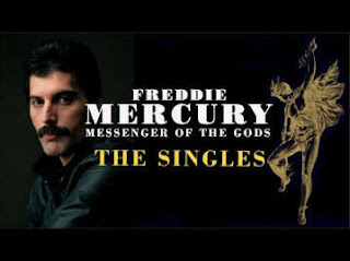 Freddie Mercury: Messenger Of The Gods - The Singles