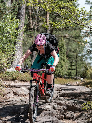 Trails für Einsteiger Mountainbiken in Bozen