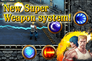 Contra Evolution Apk