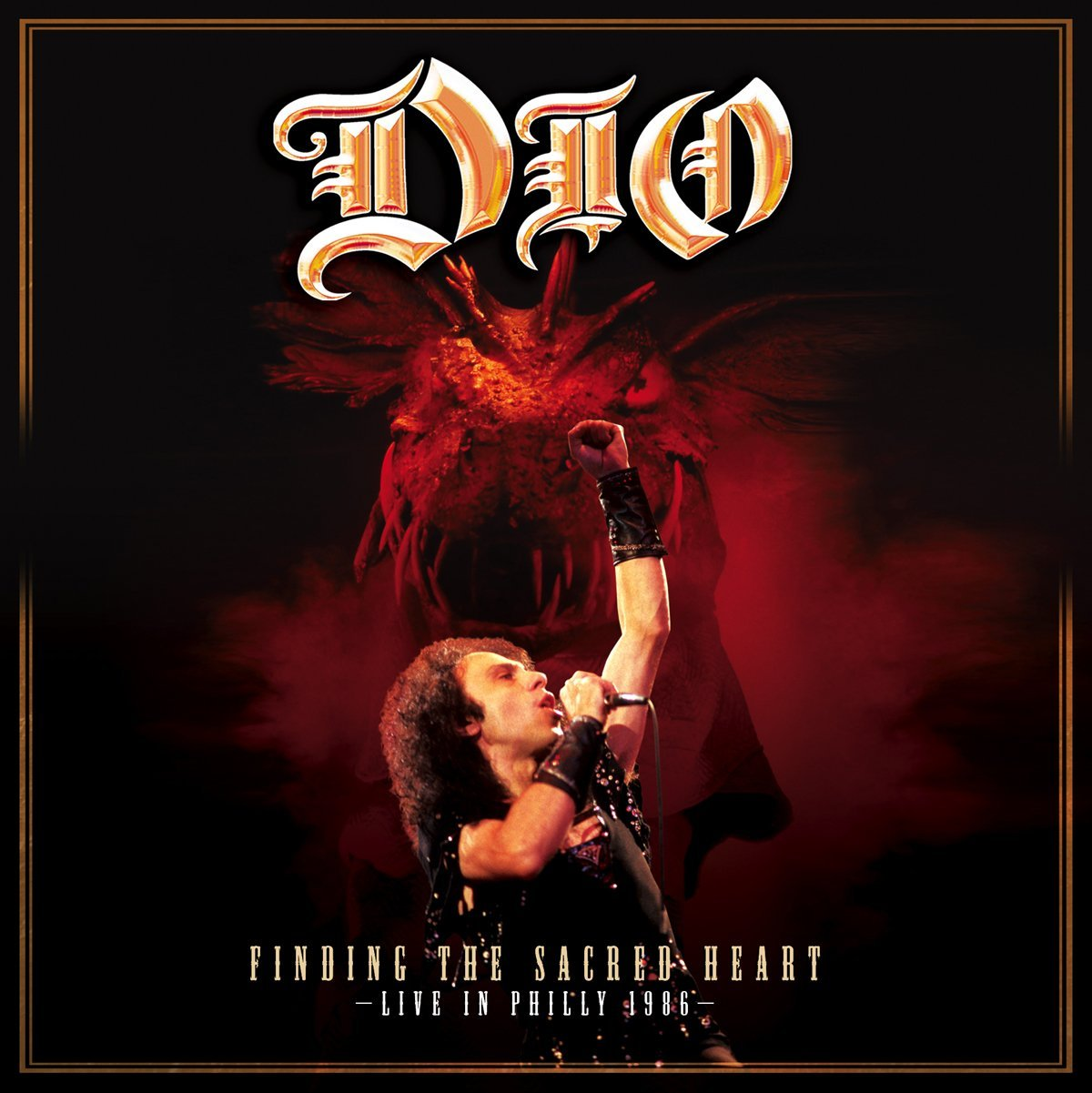 DIO - Finding The Sacred Heart ; Live In Philly 1986 (2013)  mp3, download