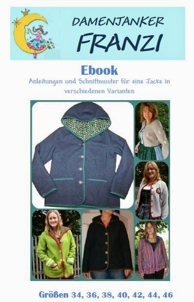 Ebook Damenjanker Franzi