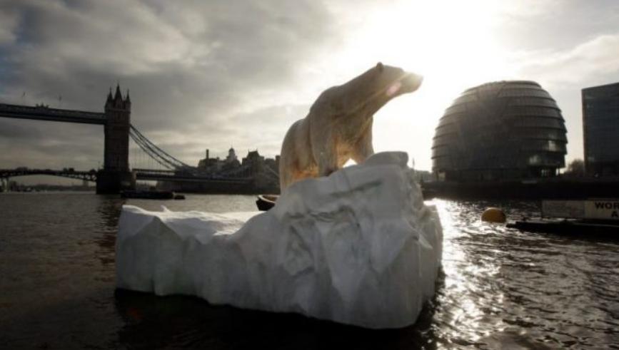L'umanità non è in grado di rispondere al Riscaldamento Globale.