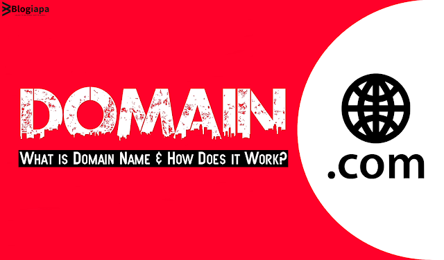 What is Domain Name & How Does it Work