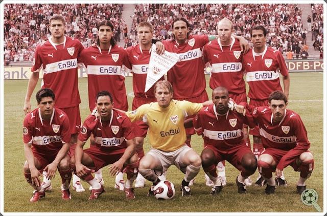 Stuttgart Bundesliga 2006-07