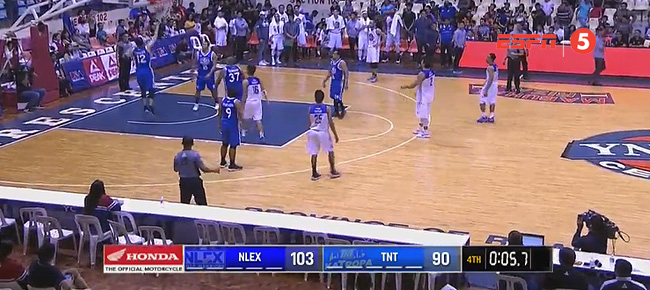 NLEX def. TNT, 103-90 (REPLAY VIDEO) August 17