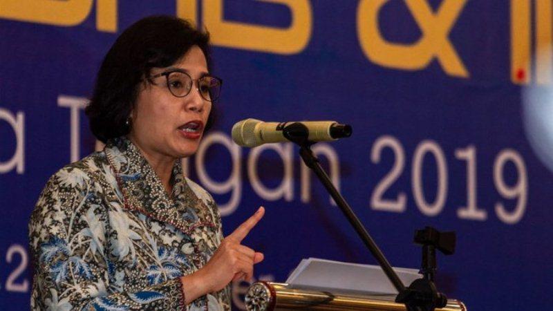 Dalih Sri Mulyani Soal Utang Rp1.809 Triliun Selama Jokowi Menjabat