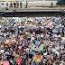 Berita Dunia Terkini Puluhan Ribu Demonstran Anti Pemerintah