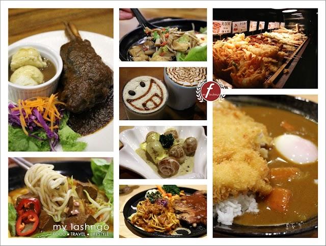● Penang Prai | Sunway Carnival Mall | 新增的 7 家餐厅