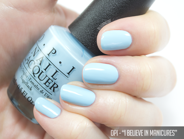 OPI - I Believe in Manicures