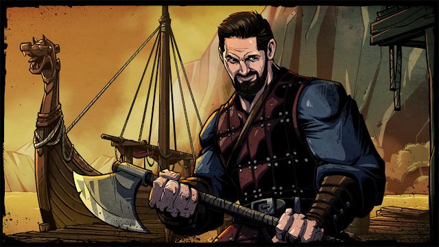 Wade Barrett - Viking