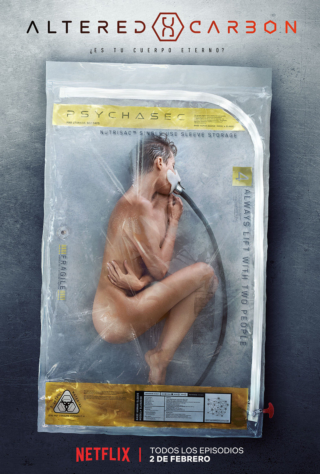 ALTERED CARBON (T1)