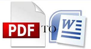 The Top PDF to Word Converters in the Market