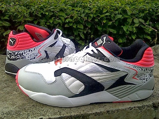 Puma Trinomic Sneakers White Red Black 356143 01   Toko Online ... bc572e7411