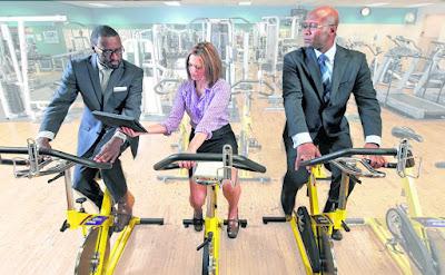 Sweatworking - xu hướng mới của doanh nhân