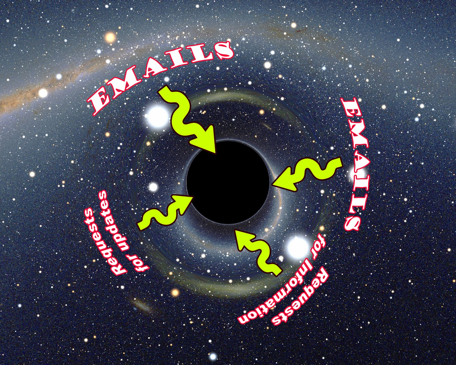 event horizon black hole interstellar - photo #19