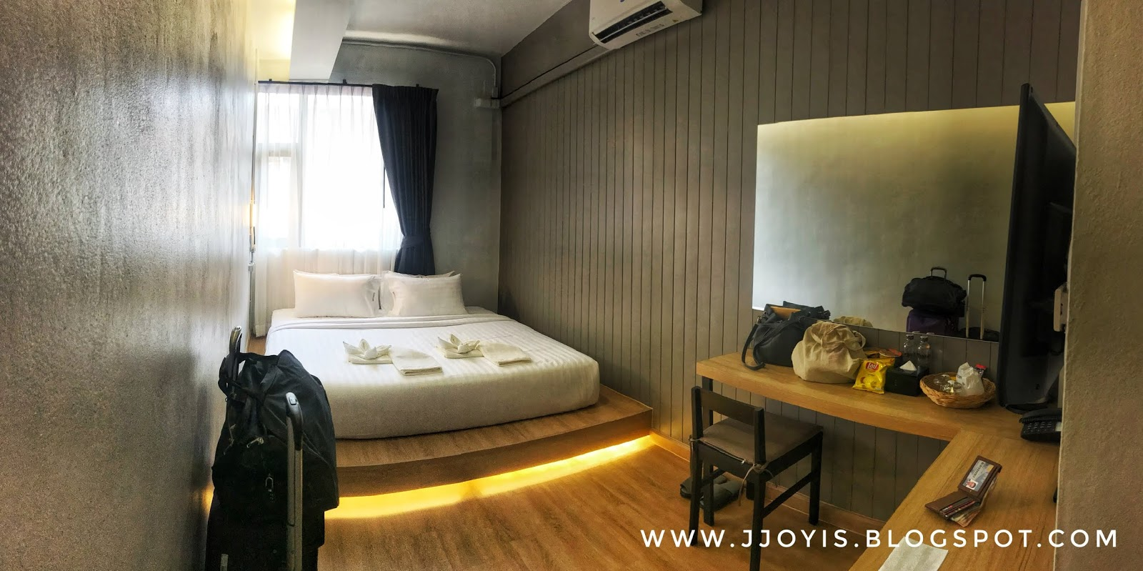 Marwin villa bok hotel review superior double room bed