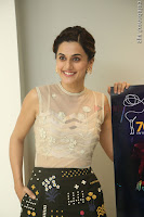Taapsee Pannu in transparent top at Anando hma theatrical trailer launch ~  Exclusive 074.JPG