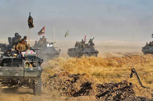 Presencia de civiles retrasa avance de tropas iraquíes en Mosul